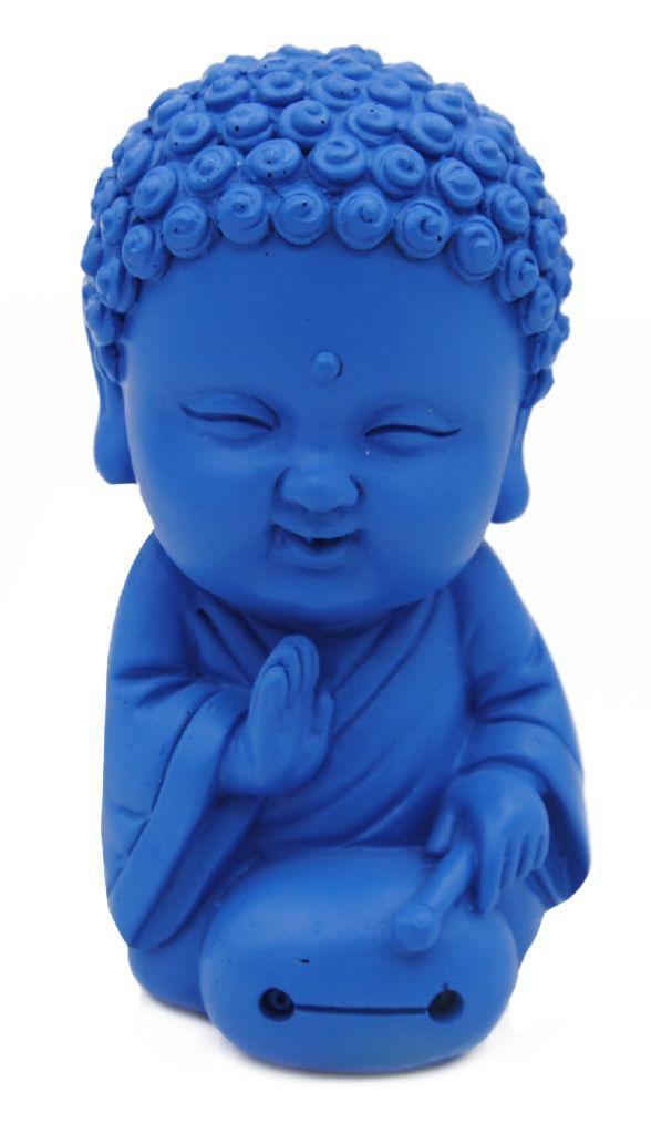 Buda colorido