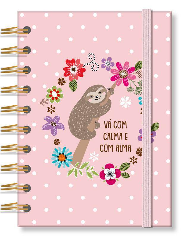 Caderneta `Bicho-preguica`