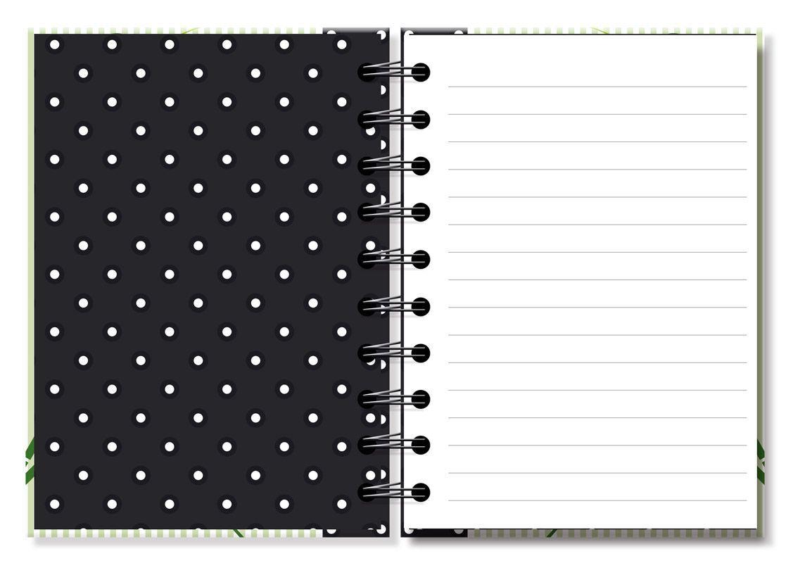 Caderneta `Panda`