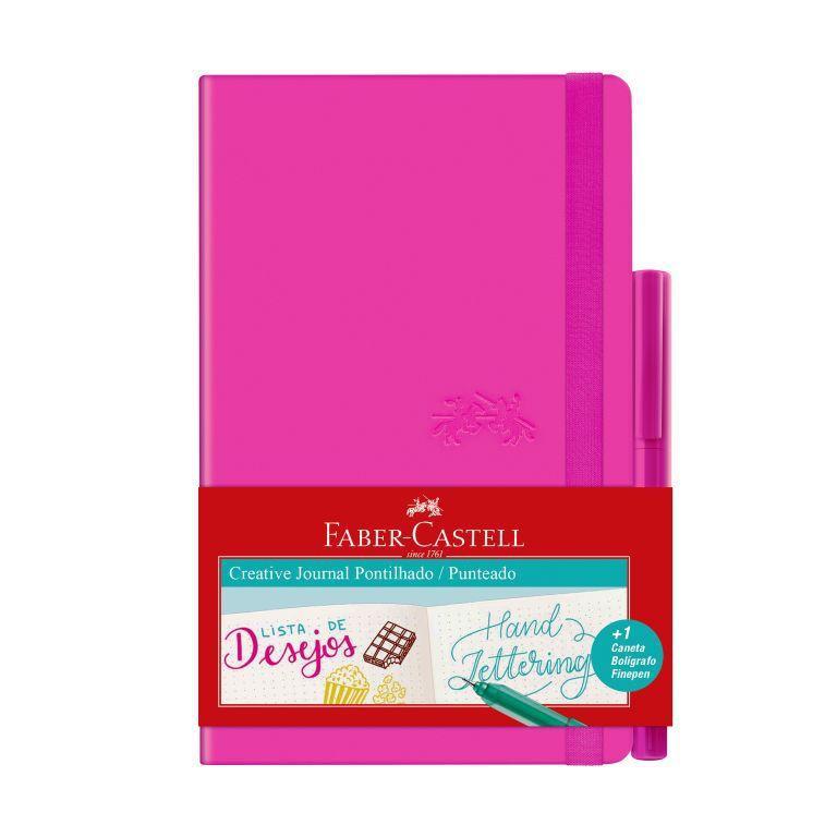 Caderneta Journal Pontada Faber-Castell