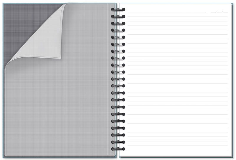 Caderno Universitário Office Fina Ideia