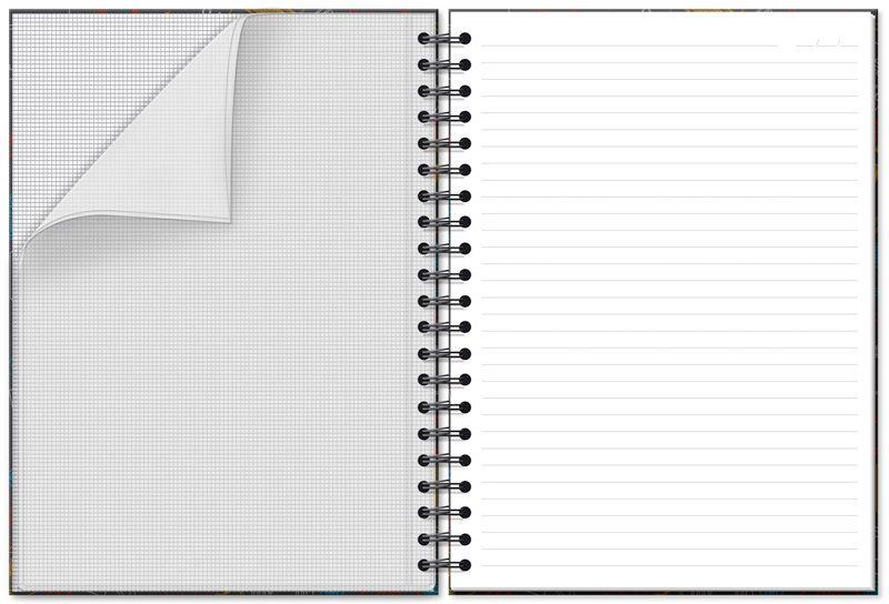 Caderno Universitário Psicologia