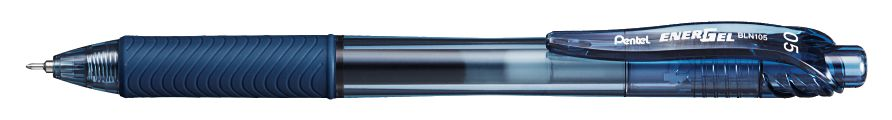 CANETA GEL ENERGEL X 0,5MM BL 105 RETRATIL PENTEL