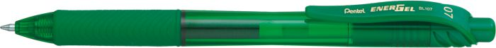 CANETA GEL ENERGEL X 0,7MM BL 107 RETRATIL PENTEL