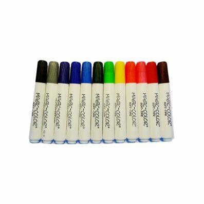 Canetas Magic Color Soft Type 12 cores Ref 560