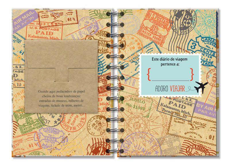 Diário de Viagem Países