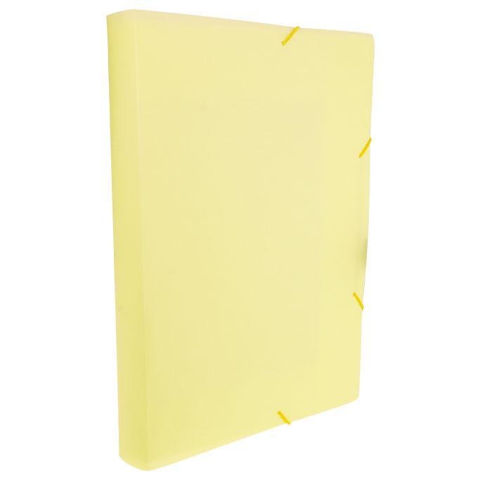 Pasta com aba elástico 4 cm