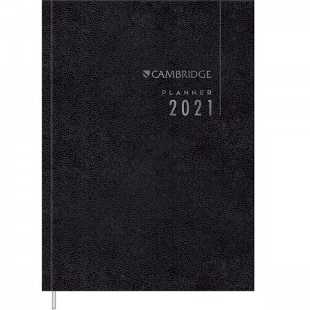 Planner Cambridge Costurado Set 2021