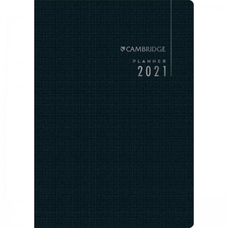 Planner Cambridge Grampeado 2021