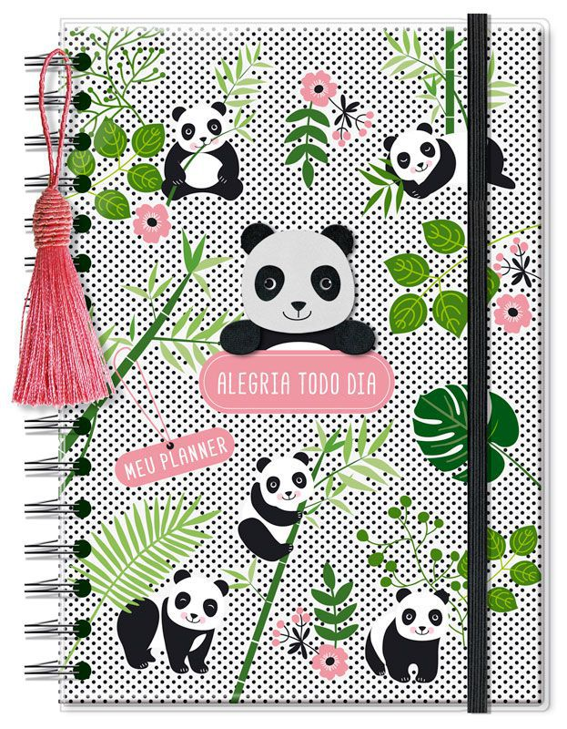 Planner P Permanente Panda