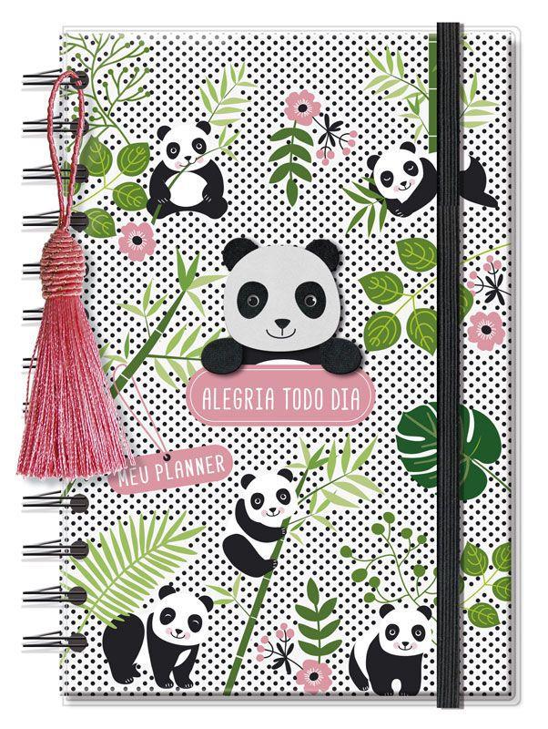 Planner M Permanente Panda