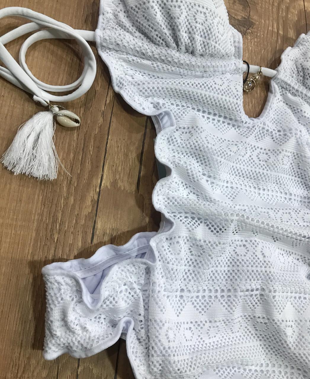Maiô engana mamãe branco
