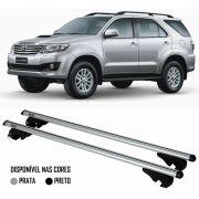 Rack Travessa Toyota Hilux SW4 2006 2007 2008 2009 2010 2011 2012 2013 2014 2015 - Kiussi Belluno XL