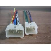 Conector ISO Chicote Adaptador Para Instala��o De Som Toyota Etios 2012 2013 2014