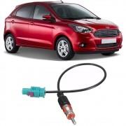 Chicote Plug Adaptador de Antena Ford Ka 2015 2016 2017 2018 2019 2020 2021