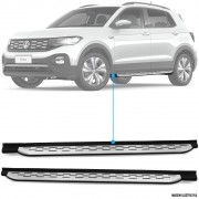 Estribo Lateral Vw T-Cross 2019 2020