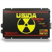 Inversor de Tensão Senoidal Usina Inverter 1000W 24 Volts - 120V