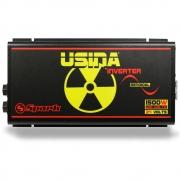 Inversor de Tensão Senoidal Usina Inverter 1500W 24 Volts - 120V