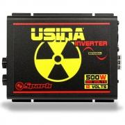 Inversor de Tensão Senoidal Usina Inverter 500W 12 Volts - 120V