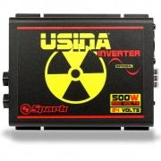 Inversor de Tensão Senoidal Usina Inverter 500W 24 Volts - 220V