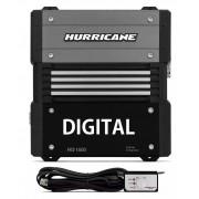 Módulo Amplificador Digital Hurricane HD 1600 1 Canal 1600W RMS