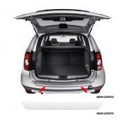 Protetor De Porta Malas Incolor Renault Duster 2011 À 2018 Adesivo