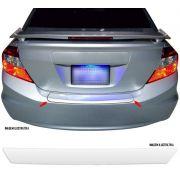 Protetor De Porta Malas Incolor Honda New Civic 2012 2013 2014 2015 2016 Adesivo
