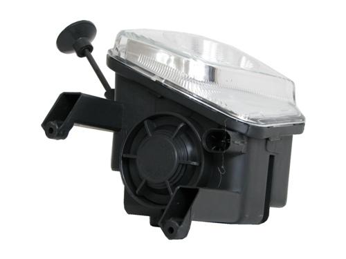 Kit Farol de Milha Neblina Chevrolet Meriva 2002 2003 2004 2005 2006 2007 2008 2009 2010 2011 2012 - Interruptor Alternativo