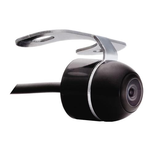 Camera De Re Colorida - Suporte Borboleta - Compatível Com Monitores LCD e DVD´s - Blindada