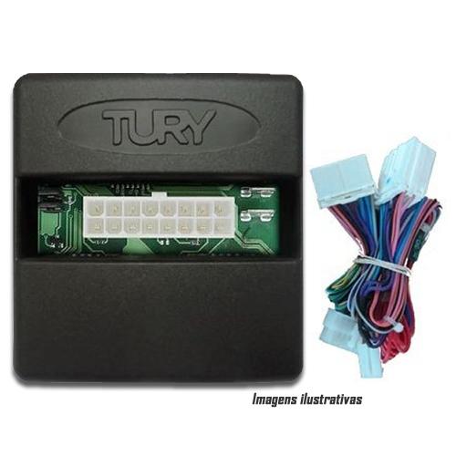 Módulo Original Subida De Vidro Tury Hyundai Tucson Santafé Kia Sportage até 2010 Soul - Conector Original