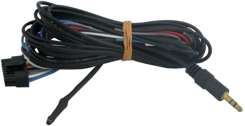 Interface Comando de Volante Universal Eatech Mini-SWC Wire - IR Compativel com Pioneer Sony Hbuster Positron Kenwood JVC