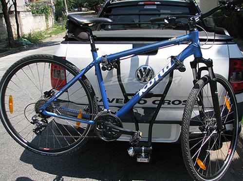 f7cd44cc6 Suporte Para Bicicleta Universal Jetbag Xpress Para Engate - 2 Bicicletas -  Bike - Preto ...