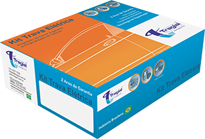 Kit Trava Eletrica Montana 2011 2012 2013 2014 2015 2016 2017 - Tragial Mono Serventia