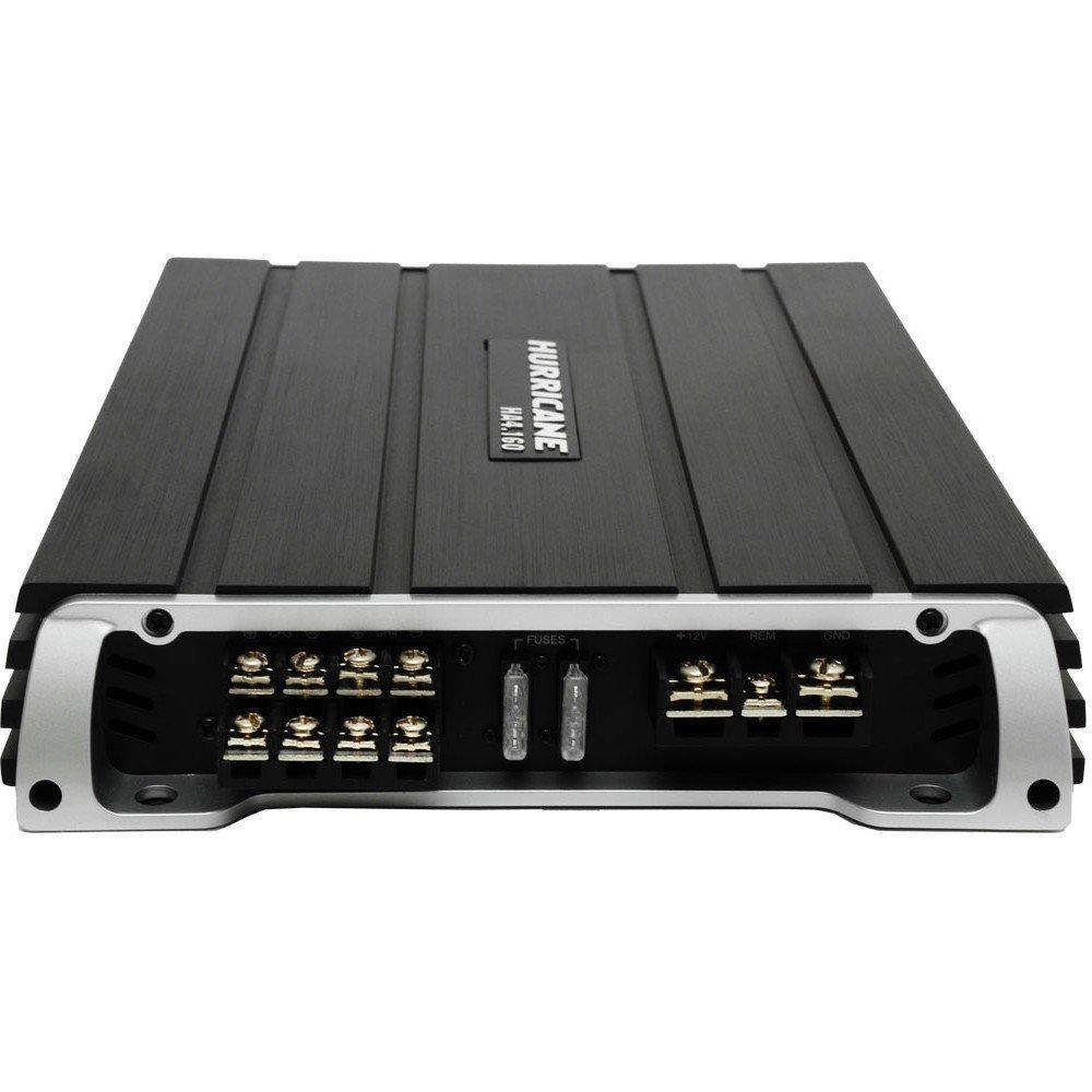 Módulo Amplificador Hurricane HA4160 640W RMS 4 canais 2 Ohms