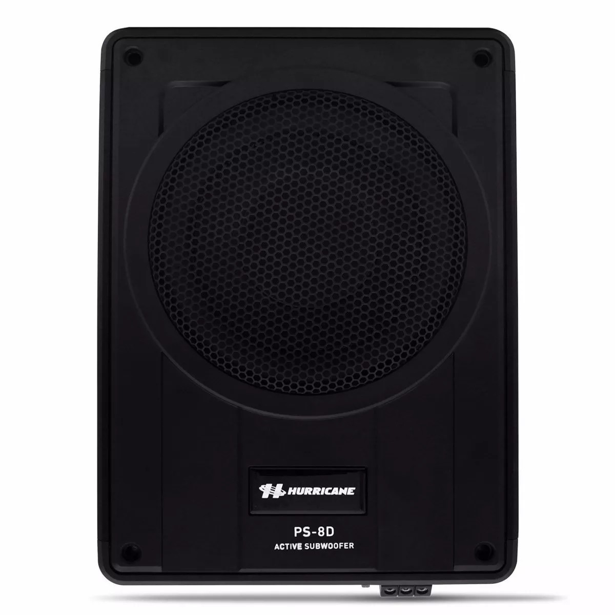Subwoofer Amplificado PS-8D Hurricane 200W RMS