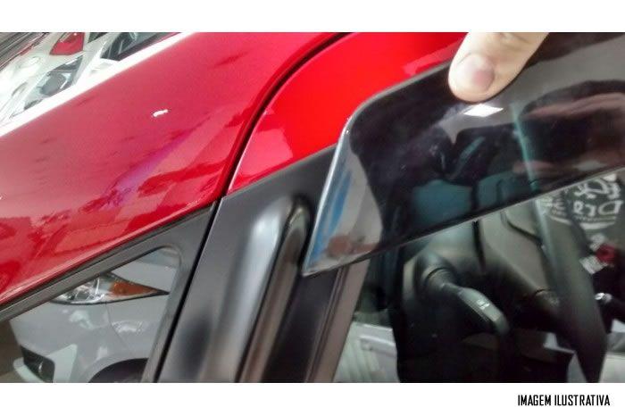 Calha Chuva Defletor TG Poli Ford Nova Ecosport 2016 2017 2018 2019 2020 - 4 Portas