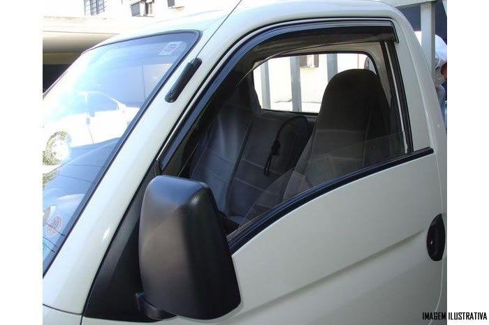 Calha Chuva Defletor TG Poli Hyundai HR 2005 2006 2007 2008 2009 2010 2011 2012 2013 2014 2015 2016 2017 2018 2019 - 2 Portas
