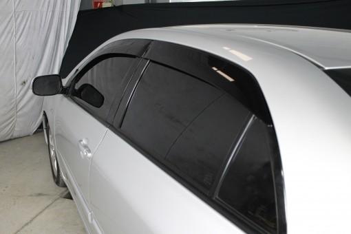 Calha Chuva Defletor TG Poli Toyota Corolla 2008 2009 2010 2011 2012 2013 2014 - 4 Portas
