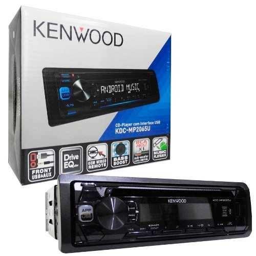 Cd Mp3 Usb Kenwood Kdc-mp2065u