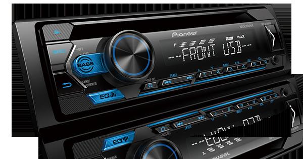 Cd Player Pioneer DEH-S1280UB Entrada USB Auxiliar MP3