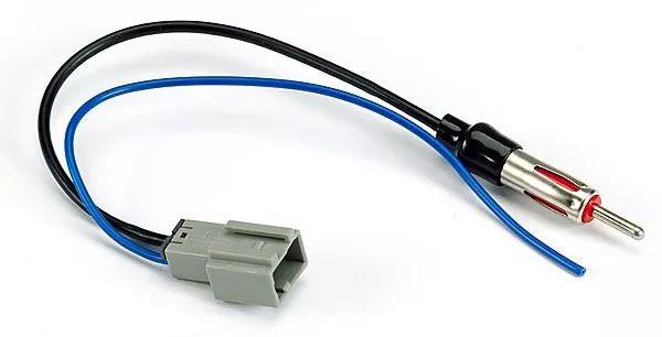 Chicote Plug Adaptador de Antena Honda Fit 2015 à 2017 New Civic 2012 à 2016 CRV 2012 à 2017 City 2011 à 2017 - Redondo