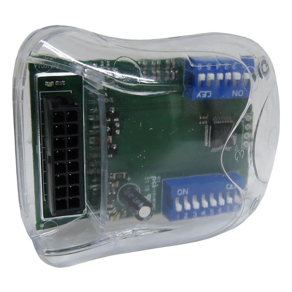 Interface Comando de Volante Universal Eatech Mini-SWC Wire - IR Compativel com Pioneer Sony Hbuster Positron Kenwood JVC