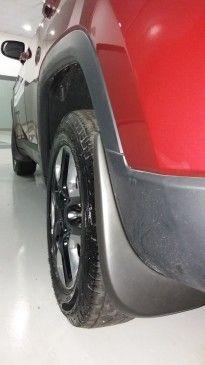 Jogo Apara Barro Protetor Lameira Flap TG Poli Jeep Compass 2016 2017