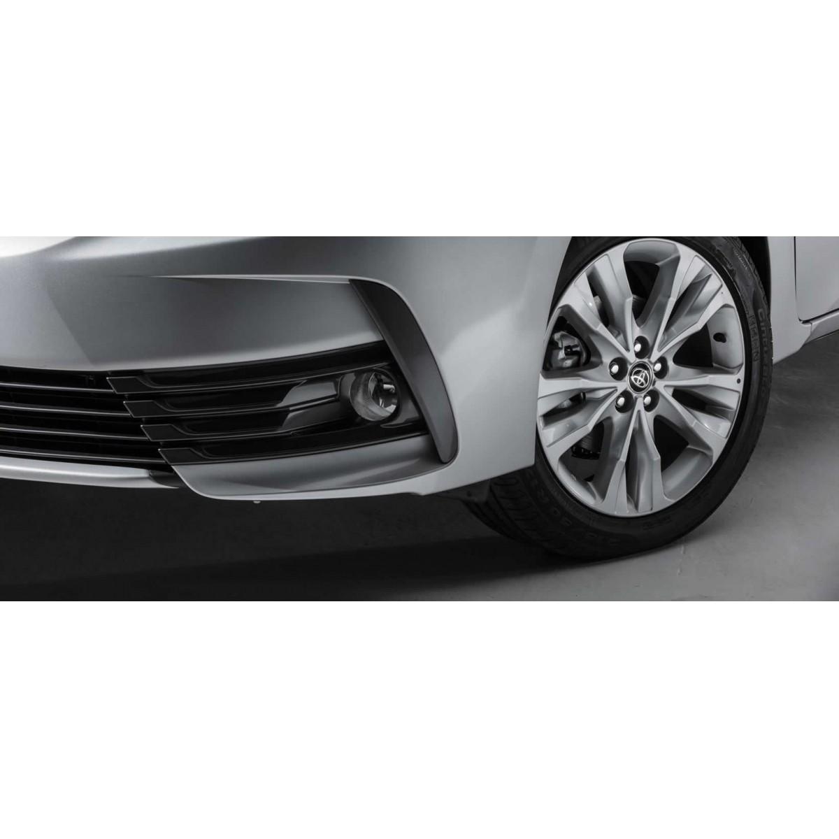 Kit Farol de Milha Neblina Toyota Corolla 2017 2018 - Interruptor Modelo Original