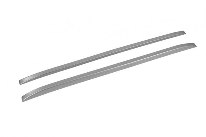 Longarina de Teto Decorativo Renault Captur TG Poli 1,60 metros - Preto ou Prata