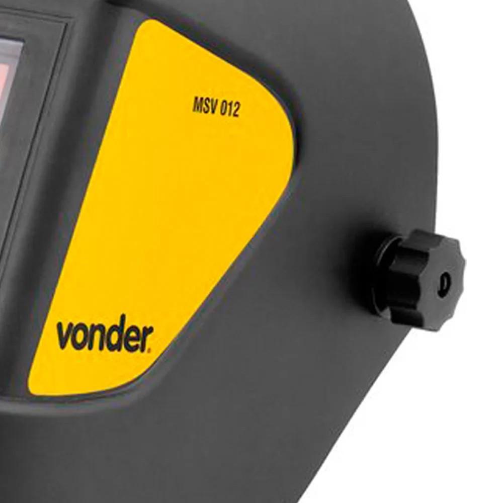 Máscara de Solda Vonder com Escurecimento Automático Tonalidade 12 MSV 012