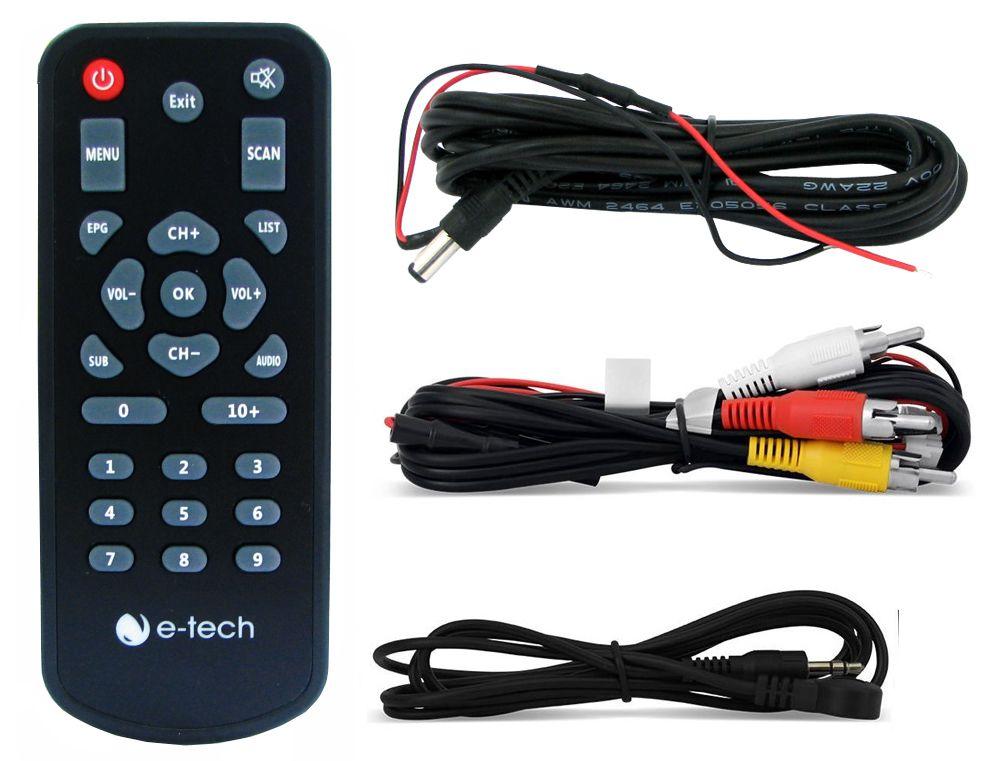 """Multimídia 2 Din Pioneer MVH-G218BT Tela 6,2"""" Polegadas Com Bluetooth Entrada USB Entrada Auxiliar MP3 e TouchScreen + Câmera de Ré + Receptor Sintonizador TV Digital"""