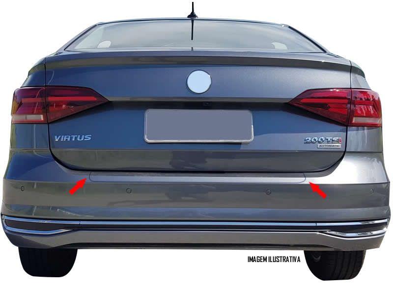 Protetor de Porta Malas Incolor Volkswagen Virtus Adesivo