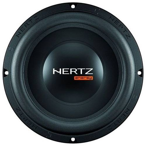 "Subwoofer Hertz 8"" Polegadas ESF 20.5 - 4 Ohms - 200 wts RMS"