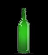 Garrafa Bordaleza Vinho 750 ml - Fechamento Rosca (caixa c/ 12)